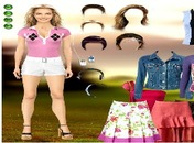 Barbie-dress-up-spel-star