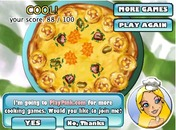 Pizza-spel