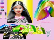 Indstil-dressing-og-makeup-barbie