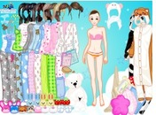 Pyjama-dress-up-spil