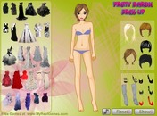 Dress-up-spiel-top-model