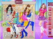 Barbie-faisean-game
