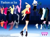 Barbie-dress-up-ice-permainan