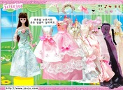 Dress-up-doll-permainan-girl