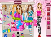 Permainan-dress-up-barbie