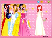 Game-disney-princess-dress