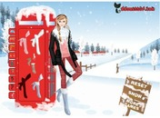 Game-girl-i-dress-winter