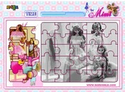 Doll-puzzelspel
